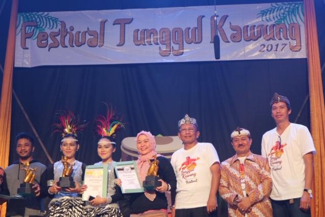Festival Tunggul Kawung 2017