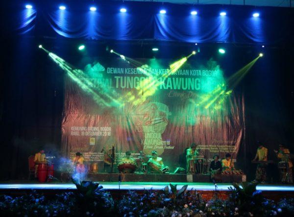 Festival Tunggul Kawung 2018
