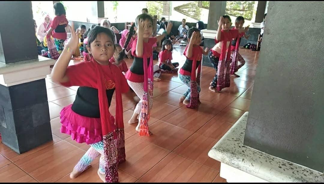 manfaat menari bagi anak