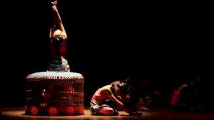 """Sanggar Gandes Pamantes menyuguhkan garapan berjudul """"Terkungkung"""" yang sarat dengan pesan"""