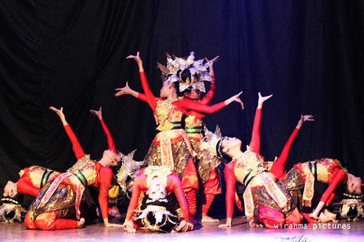 ilustrasi 6 Tari Budaya Indonesia di Mata Dunia
