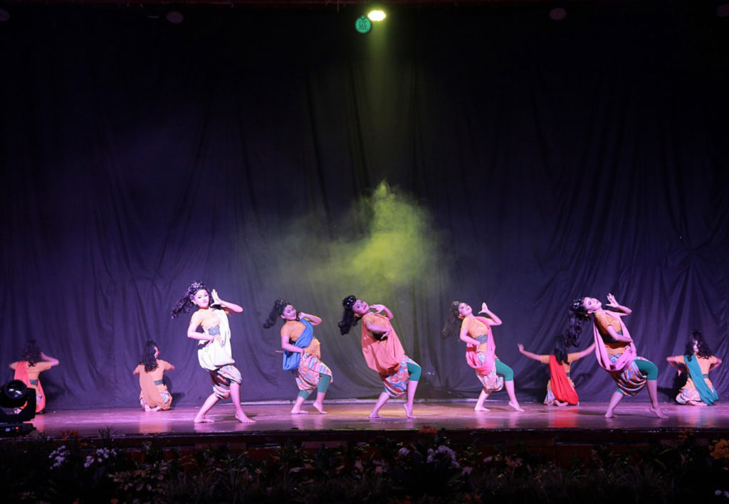 Festival Kemasan Seni Pertunjukan 2019 - Gandes Pamantes