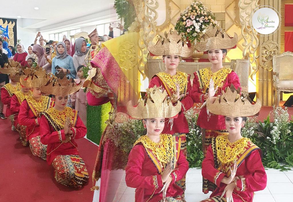 Tari Sigeh Penguten, Tarian Penyambut Tamu Istimewa khas Lampung