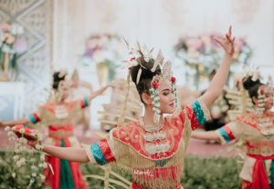 Baksa Kembang, Tarian Klasik Dari Kerajaan Banjar