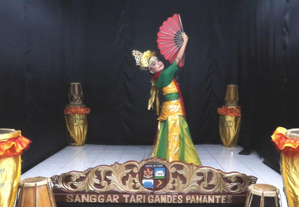 Sanggar Gandes Pamantes Kota Bogor Helat Evaluasi Virtual Tahap I