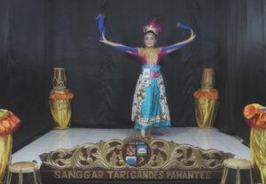 Sanggar Gandes Pamantes Kota Bogor Helat Evaluasi Virtual Tahap II