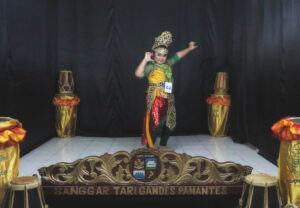Sanggar Gandes Pamantes Kota Bogor Helat Evaluasi Virtual Tahap III